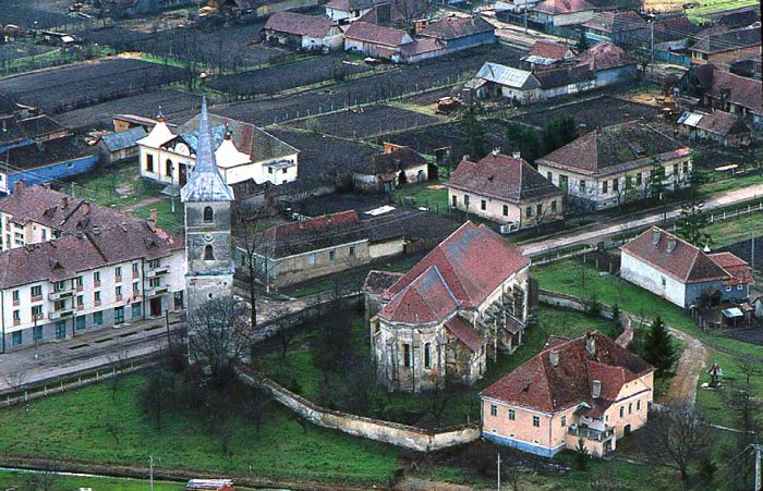 Batos, Mures