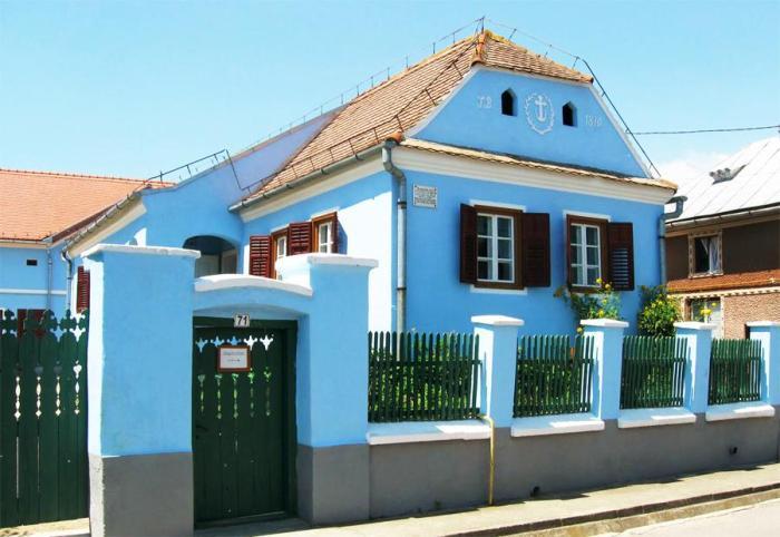 Casa-Memoriala-Lucian-Blaga(Lancram)