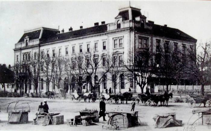 Palais Habermann 1