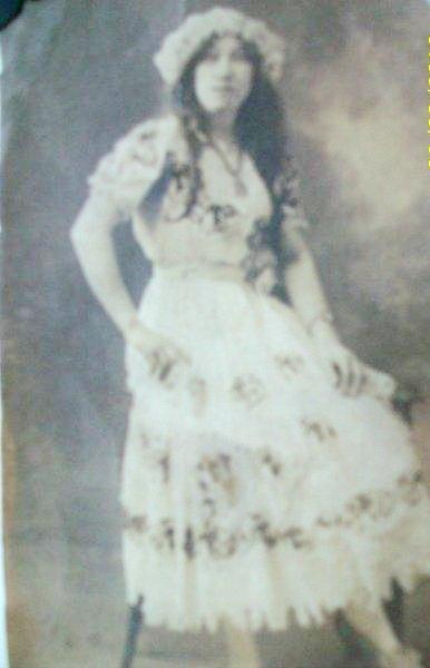 Maria Fredericka Fising (Kay Wertman) 4