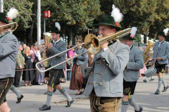 Deschiderea Oktoberfest 2012. Foto: povesti sasesti