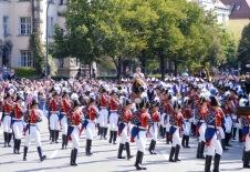 Deschiderea Oktoberfest 2011. Foto: povesti sasesti