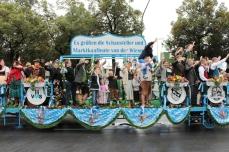 Deschiderea Oktoberfest 2012, foto: povesti sasesti