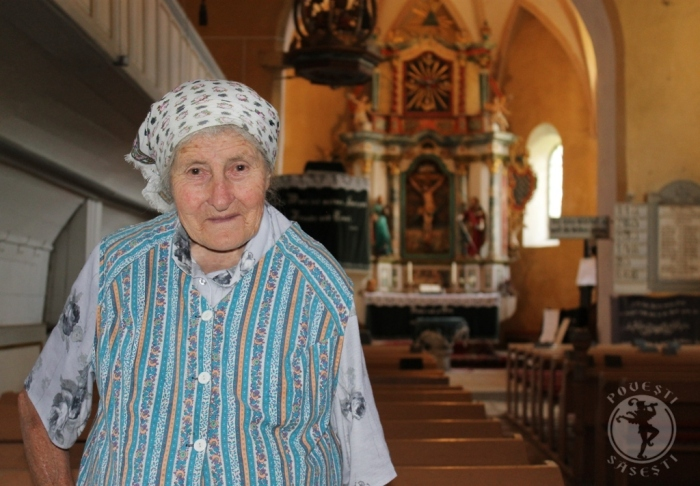 Johanna Schneider în iunie 2014
