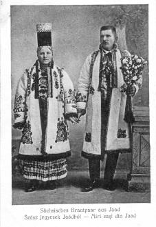 Miri din Livezile/Jaad, carte postala colectie personala, 1916.