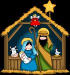 Nativity Stable Scene