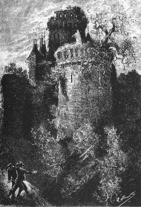 'The_Carpathian_Castle'_by_Léon_Benett_33