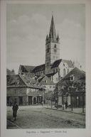 Hermannstadt Sibiu Nagyszeben Saggasse 1916 (28)