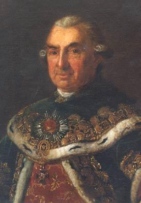 Samuel von Brukenthal. Sursa foto: wikipedia.org