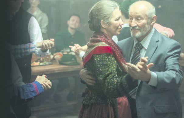 Scenă din filmul Lindenfeld, o poveste de dragoste în regia lui Radu Gabrea Sursa foto: evz.ro