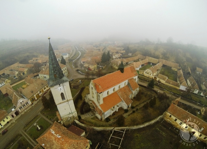 Richiș/Reichesdorf, ianuarie 2014.  Foto: Mihaela Kloos-Ilea