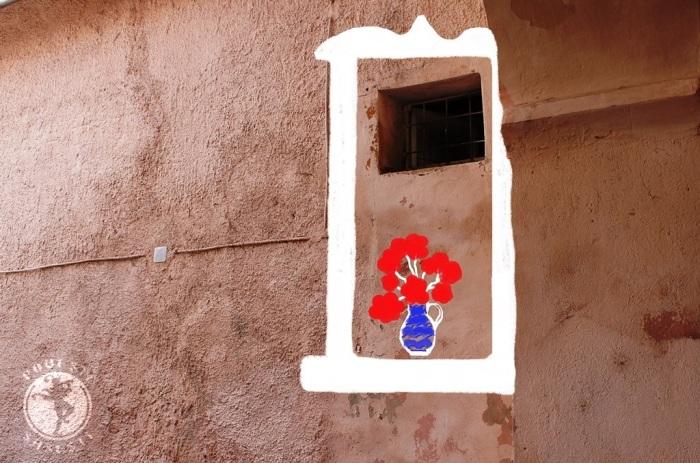 """Imaginația și memoria sparg ferestre în ziduri. Foto și """"editare"""": M. Kloos"""