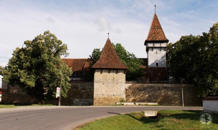 Biserica fortificată din Cincsor/Kleinschenk, nou restaurată