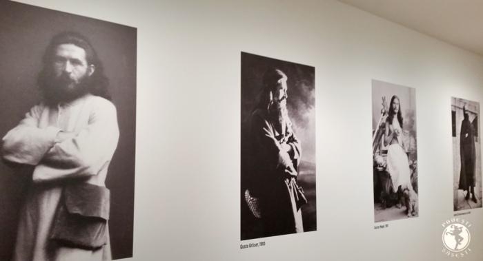 Artiști și profeți, Schirn Kunsthalle, Frankfurt am Main, martie 2015. Foto: Mihaela Kloos-Ilea