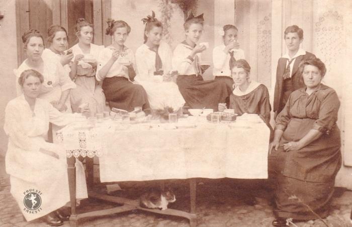 Sebeș/Mühlbach, 1917